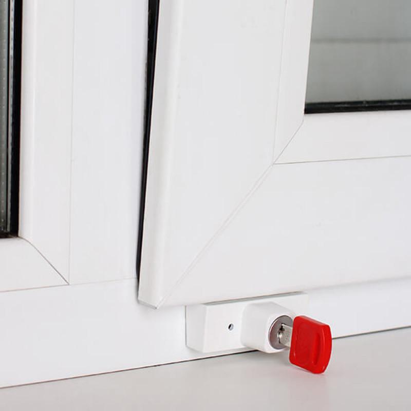 Kindersicherung für Fenster und Balkontüren BSL Original