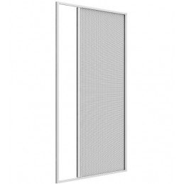 Insektennetz Türrollo aus Aluminium | 160x220 cm | weiß