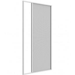 Insektennetz Türrollo aus Aluminium   160x220 cm   weiß