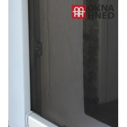 Insektenschutz-Fenster | individuell kürzbar | 90 x 150 cm |  weiß