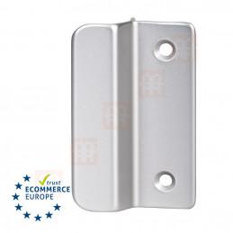 Balkontürgriff | Aluminium | silber